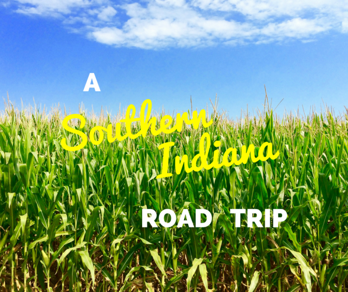 Shineon - A Southern Indiana Road Trip