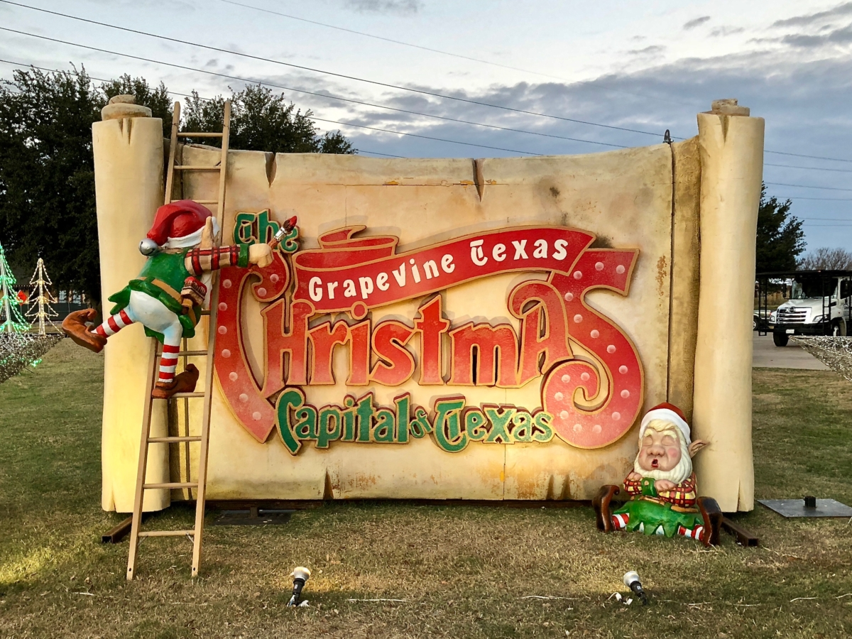 IMG 0622 - Celebrate a Grapevine Christmas in the Christmas Capital of Texas