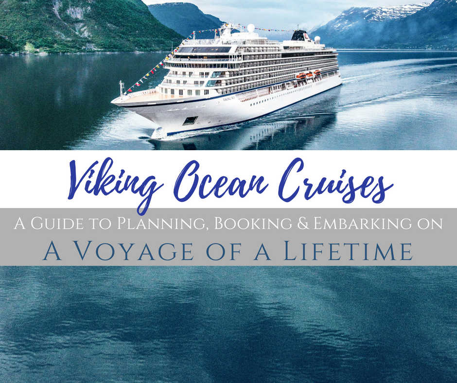 "Viking Ocean Cruises - Viking Cruises to Norway & the UK: An ""Into the Midnight Sun"" Travelogue"