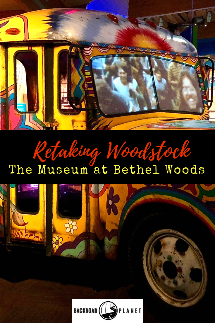 A Return to Woodstock 1969 2 - Retaking Woodstock: The Museum at Bethel Woods