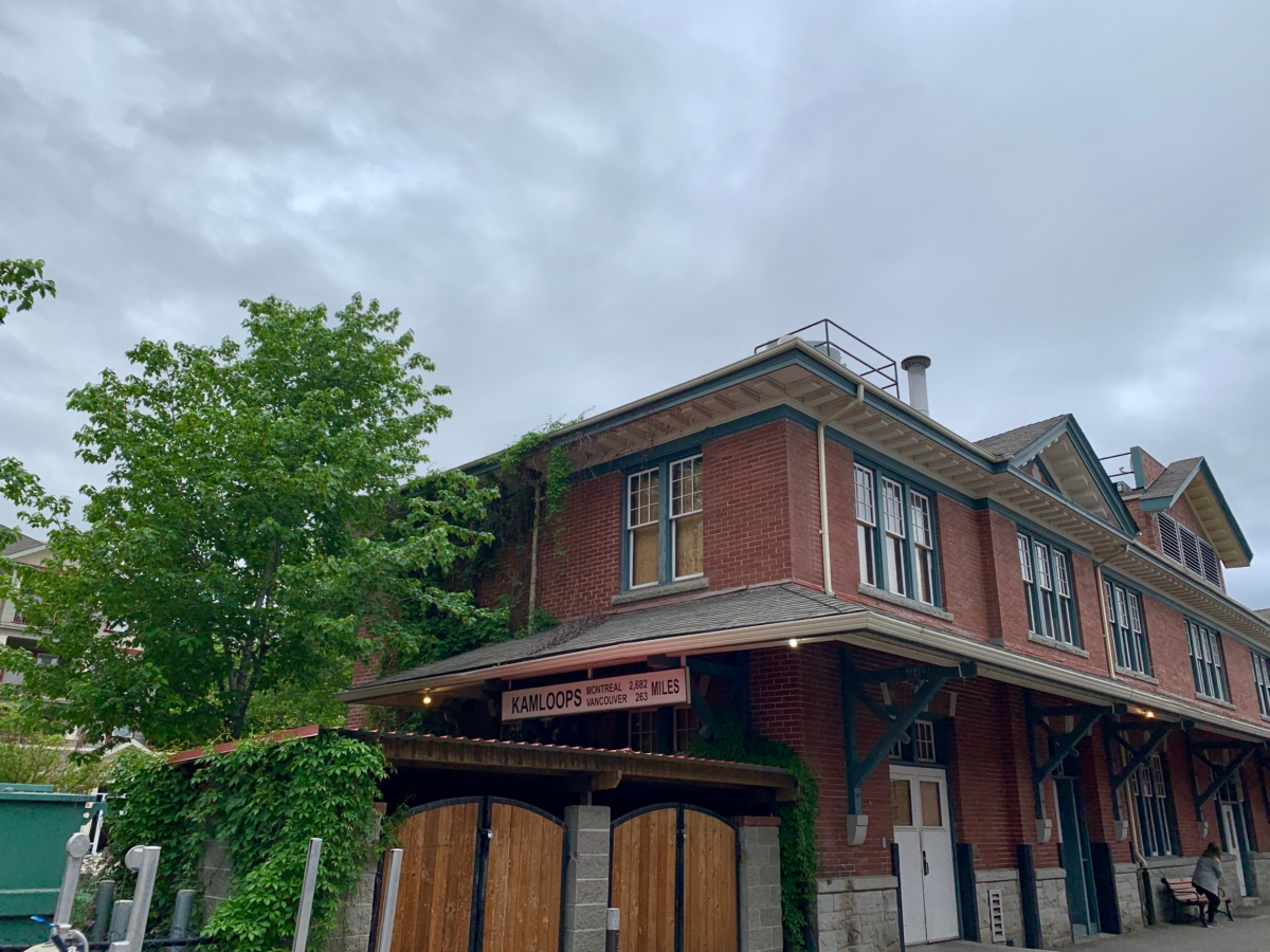 Kamloops Train Station - All Aboard the Rocky Mountaineer! An Insider's Guide to Your Journey by Rail